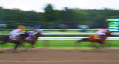 Win, Place and Show, Saratoga